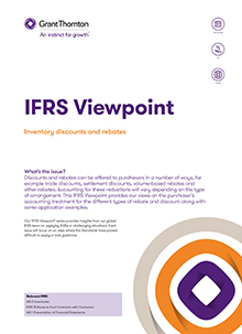 IFRS viewpoint 3 front cover