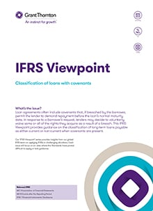 IFRS viewpoint 5 front cover