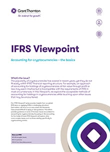 IFRS viewpoint 9 front cover
