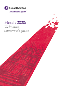 Hotels 2020 cover image