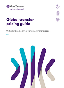 Transfer pricing guide l Grant Thornton insights