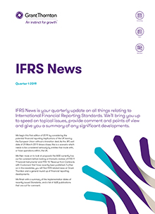 IFRS News Q1 2019 pdf cover