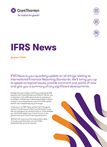 IFRS News Q2 2019 Cover